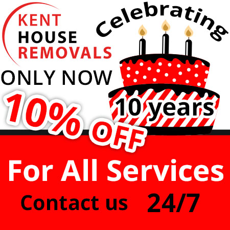 10 years of our removals business in the UK