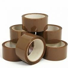 removals brown packaging tape