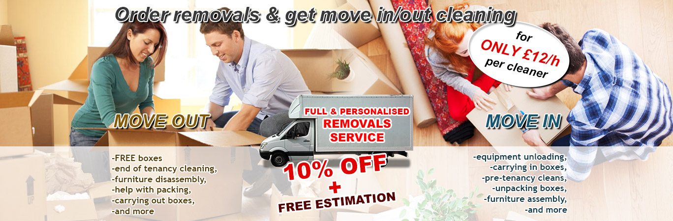 Move in & move out cleaning Kent