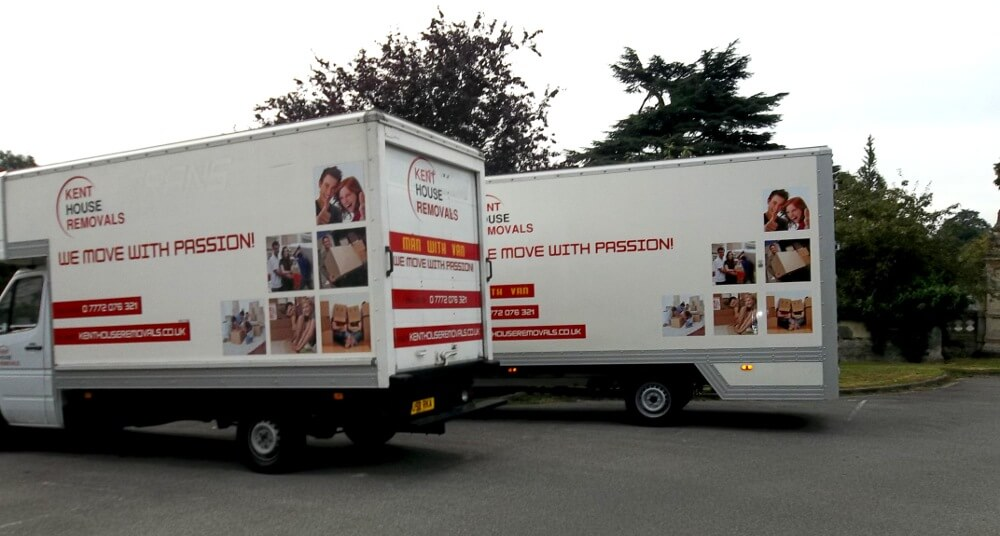 Kent House Removals company